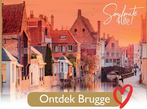 Ontdek Brugge - Brugse liefdesroute